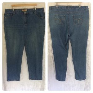 Just My Size Classic Jeans 24 Average